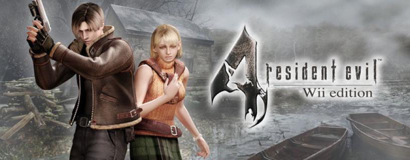 لعبة Resident Evil 4 قادمة لجهاز Wii U