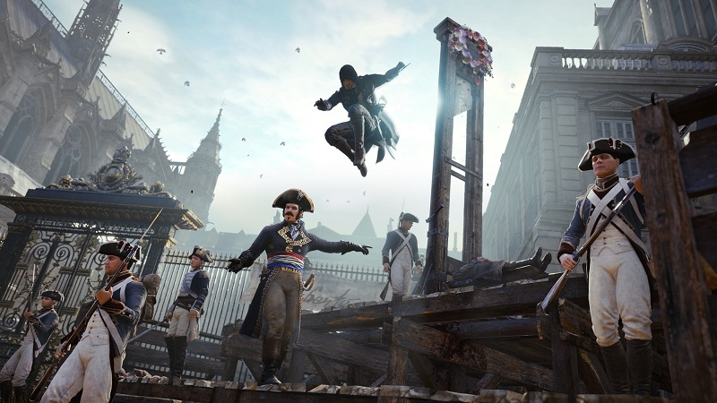 Photo of شركة EA تود عمل ألعاب ضخمة كألعاب Ubisoft و Take-Two
