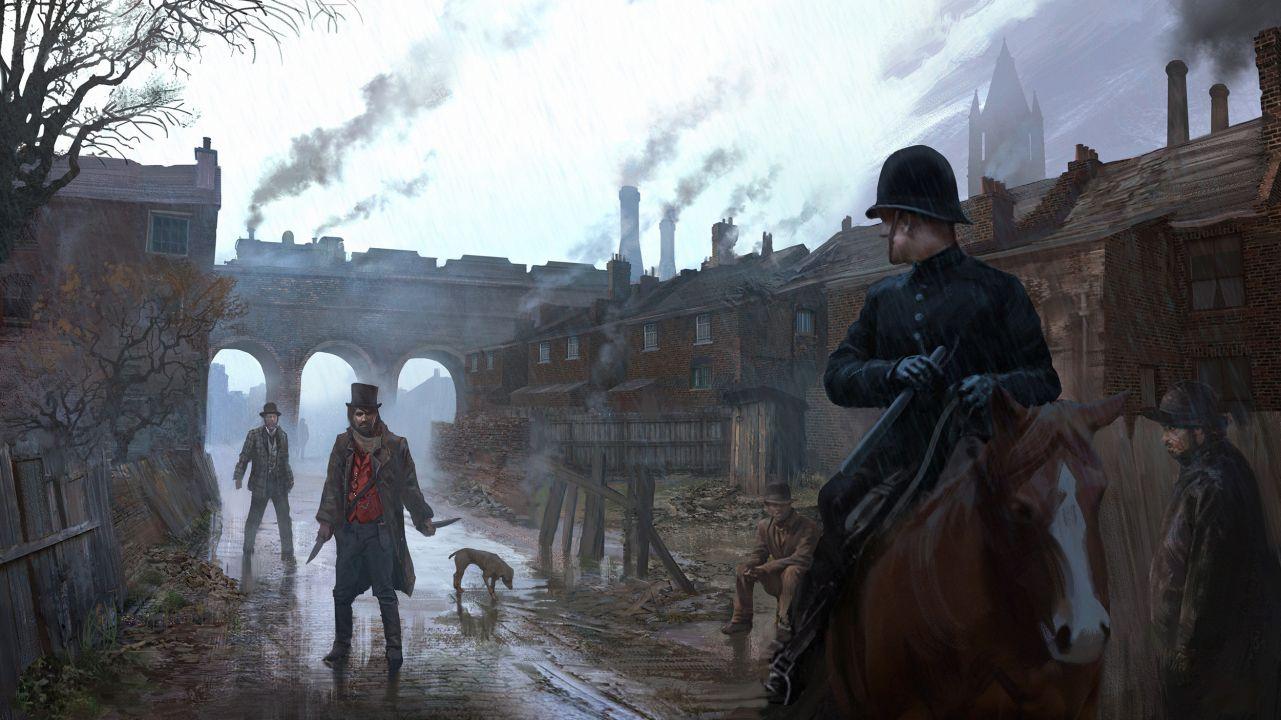 Photo of Assassin's Creed Syndicate تنقض على المرتبة الأولة في مبيعات بريطانيا