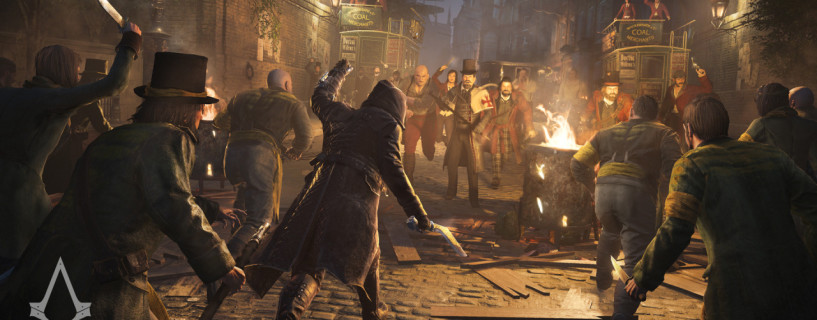 Assassin's Creed Syndicate gets downright historical in this new trailer