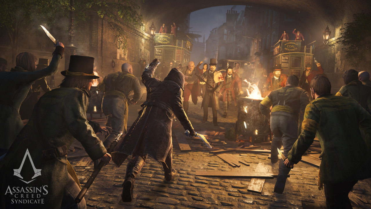 Photo of إصدار عرض جديد للعبة Assassin's Creed Syndicate