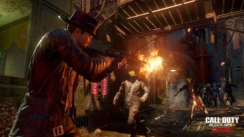 Photo of شاهد مقدمة نمط ال Zombies في Call of Duty: Black Ops 3 كاملة