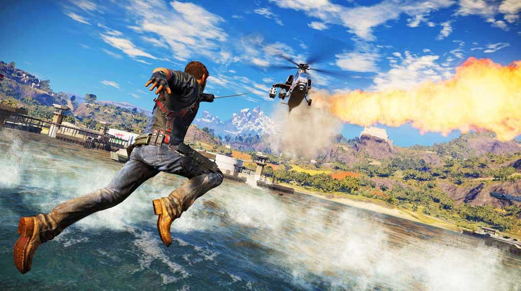 Photo of عرض متفجر جديد للعبة Just Cause 3