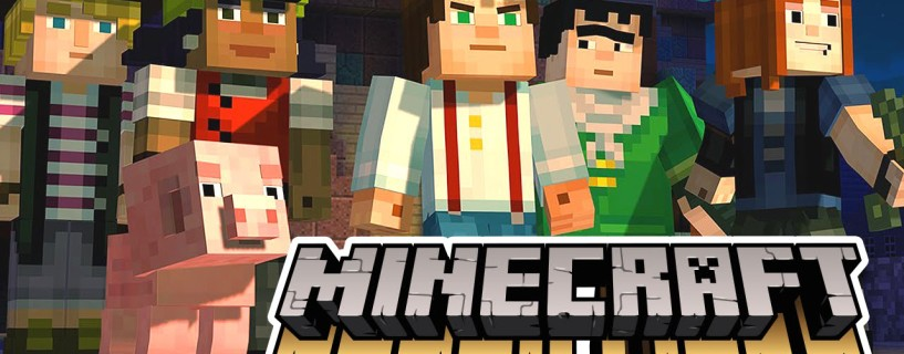 First trailer for Minecraft: Story Mode introduces us to the first episode