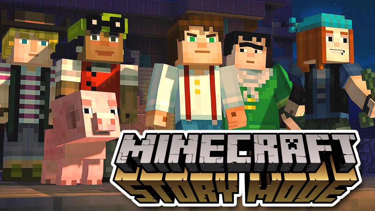 Photo of العرض الأول للعبة Minecraft: Story Mode يعرفنا على الحلقة الأولى القادمة