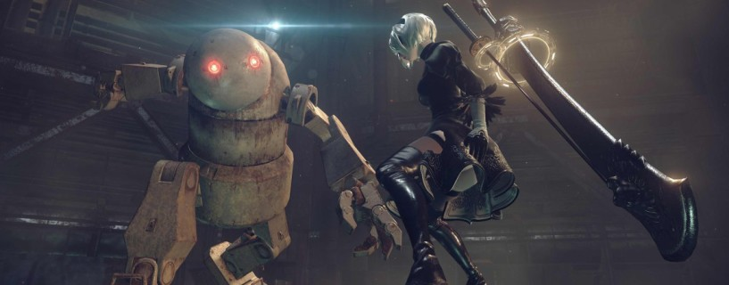 Gameplay trailer for NieR: Automata combines Bayonetta and Devil May Cry together