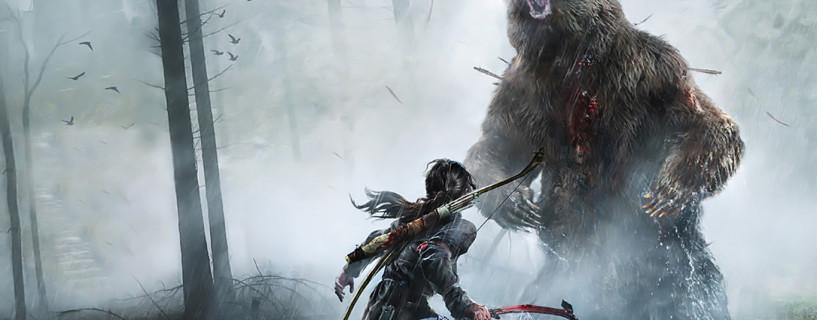 ستحتاج لهذا العدد من الساعات لإنهاء Rise of the Tomb Raider
