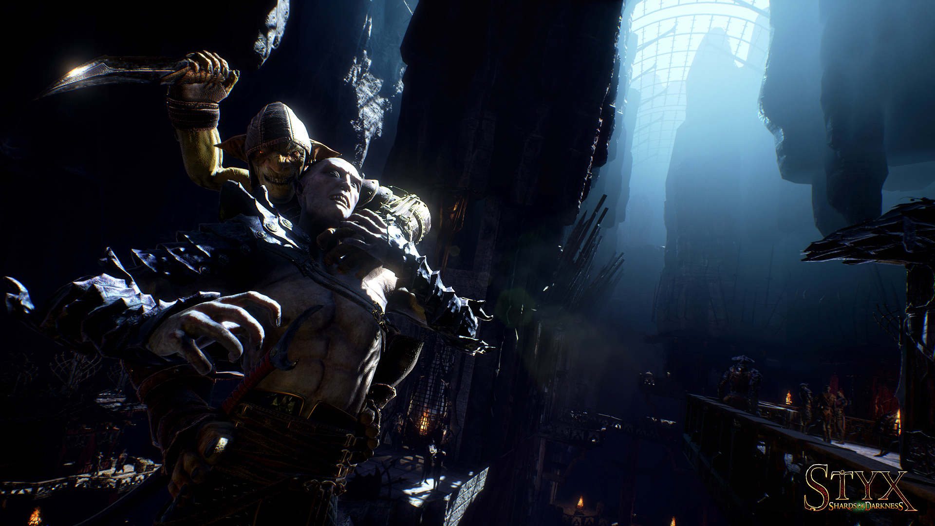 Photo of الكشف عن Styx: Shards of Darkness