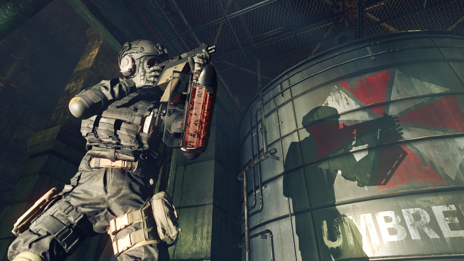 Photo of Five new minutes of gameplay of Resident Evil: Umbrella Corps released