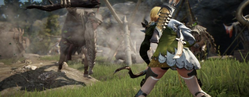 Amazing new trailers for the upcoming MMO Black Desert Online