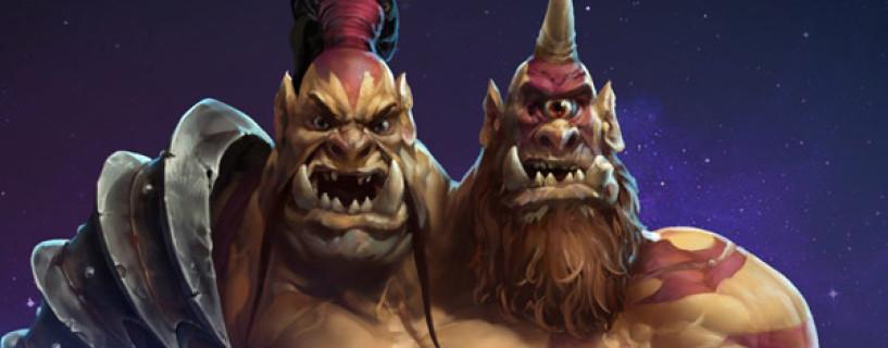 التحكم ببطل Heroes of the Storm الجديد يتطلب لاعبين في آن معاً
