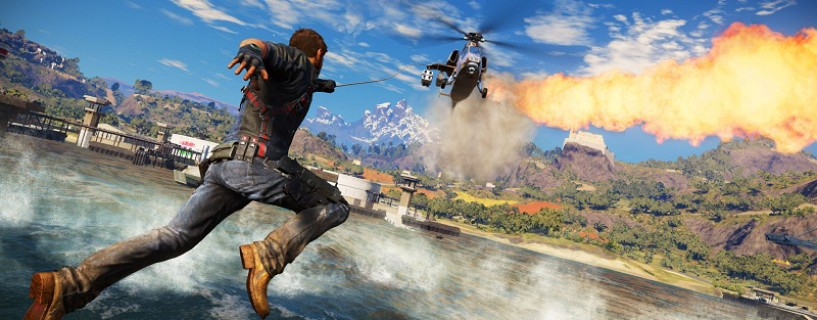 New Just Cause 3 video takes us on a trip across the map