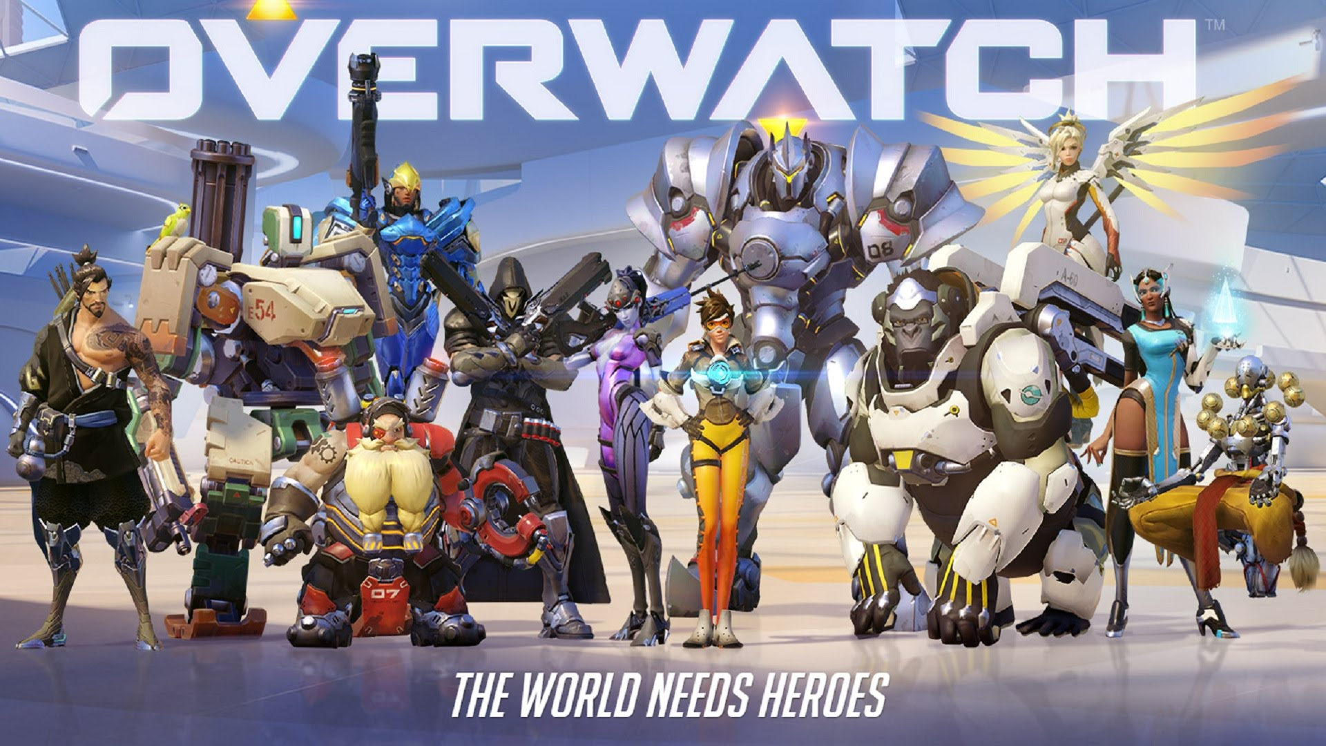 Photo of Overwatch won't be a free to play game and new characters revealed