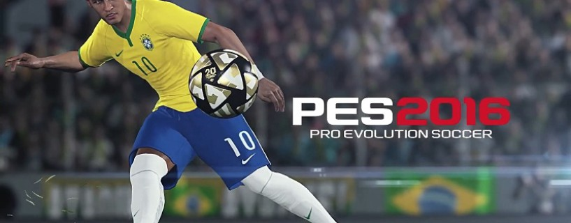 PES 2016 Free-to-Play is on the way