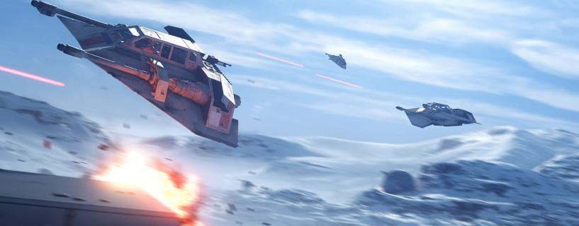 عرض جديد للمحتوى الإضافي Battle of Jakku للعبة Star Wars Battlefront