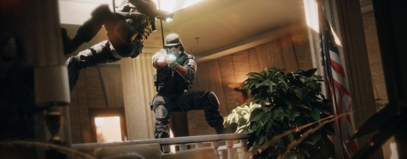 Watch the launch trailer for Rainbow Six: Siege