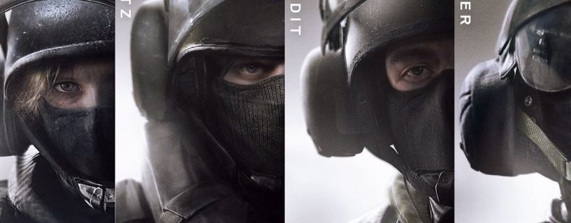 مراجعة Rainbow Six Siege