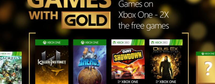 تعرّف على ألعاب شهر يناير المجانية لأجهزة Xbox One و Xbox 360
