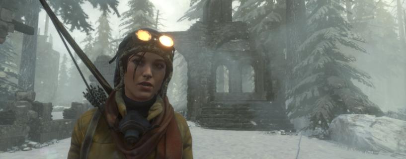 المحتوى الإضافي الأول للعبة Rise of the Tomb Raider متوفر حاليا