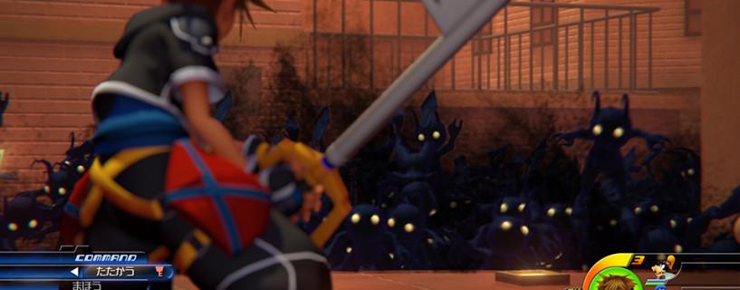 شاهد المزيد من Kingdom Hearts 3 و Kingdom Hearts 2.8 في هذا العرض جديد