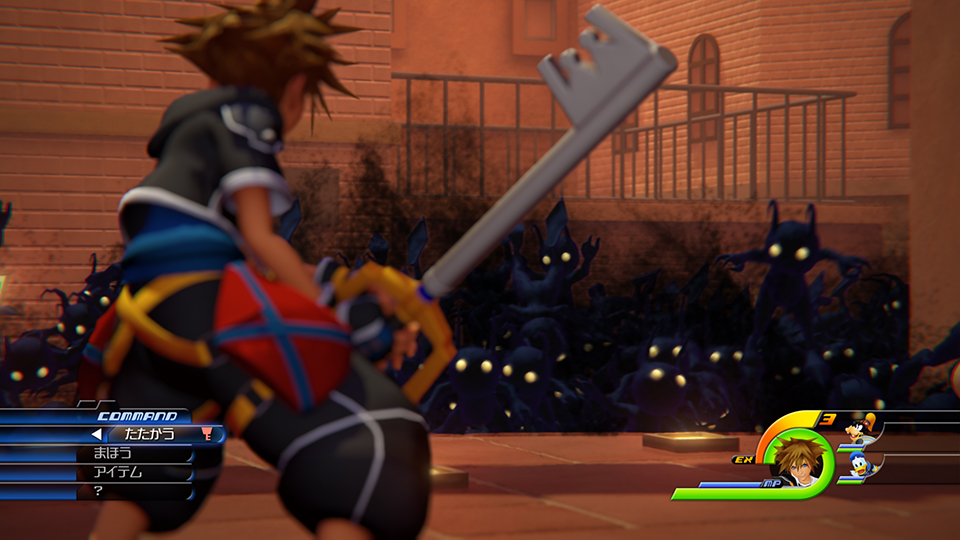 Photo of New Kingdom Hearts 3 and 2.8 footage