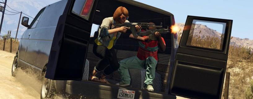 إضافة طور جديد في تحديث GTA Online الاخير