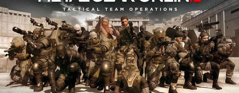 طور Metal Gear Online سوف يتحصل على محتوى إضافي عمّا قريب
