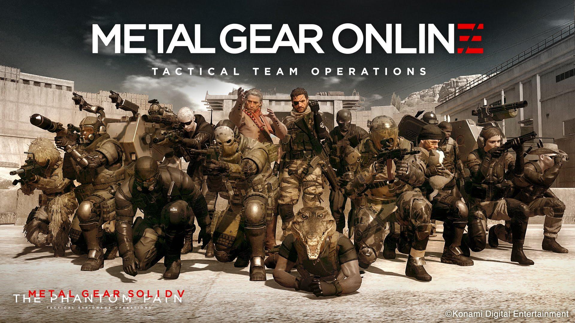 Photo of طور Metal Gear Online سوف يتحصل على محتوى إضافي عمّا قريب