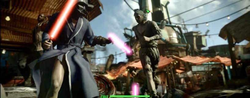 العب Star Wars و Fallout 4 سوية مع هذا التعديل الجديد