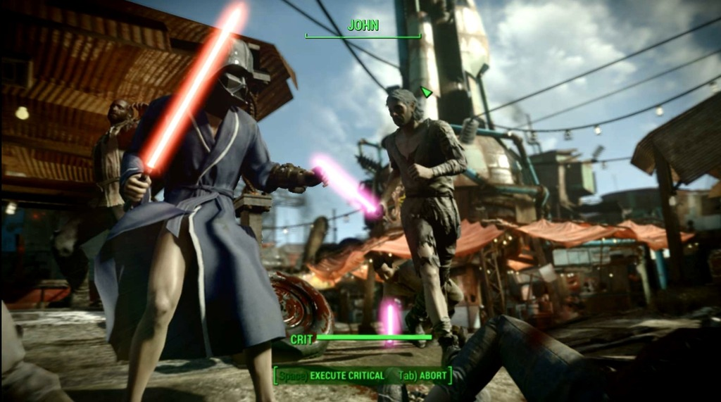 Photo of العب Star Wars و Fallout 4 سوية مع هذا التعديل الجديد