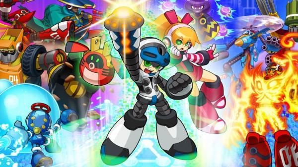 Photo of عرض جديد للعبة Mighty No. 9 يظهر أنماط اللعب المختلفة