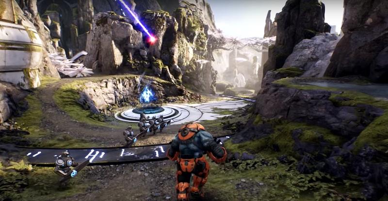 Photo of الإعلان عن لعبة استديو Epic Games الجديدة من نمط MOBA TPS
