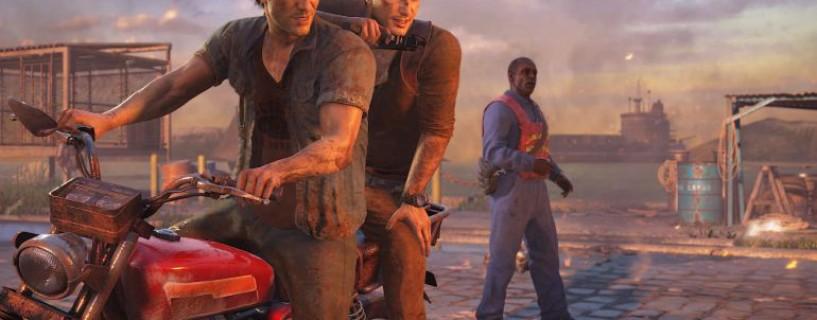 عرض دعائي جديد للعبة Uncharted 4