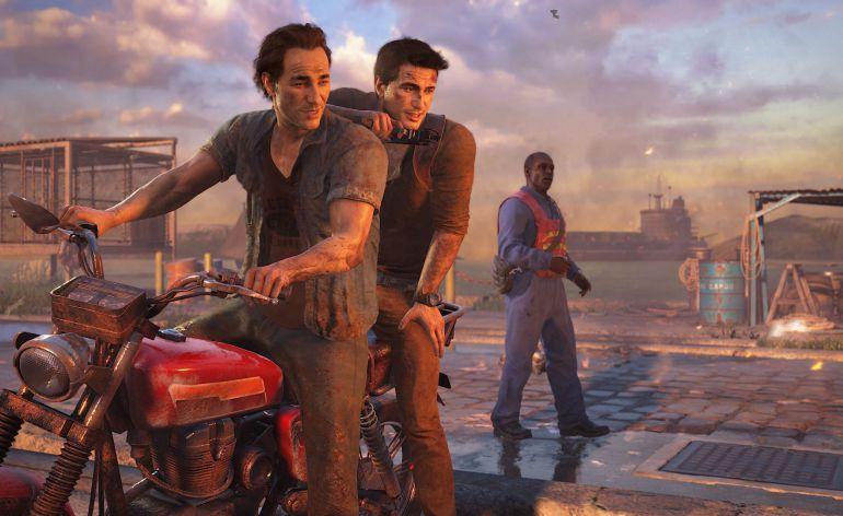 Photo of عرض دعائي جديد للعبة Uncharted 4