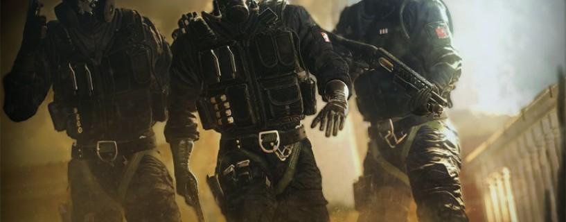 تأجيل إصدار المحتوى الإضافي الأول للعبة Rainbow Six Siege