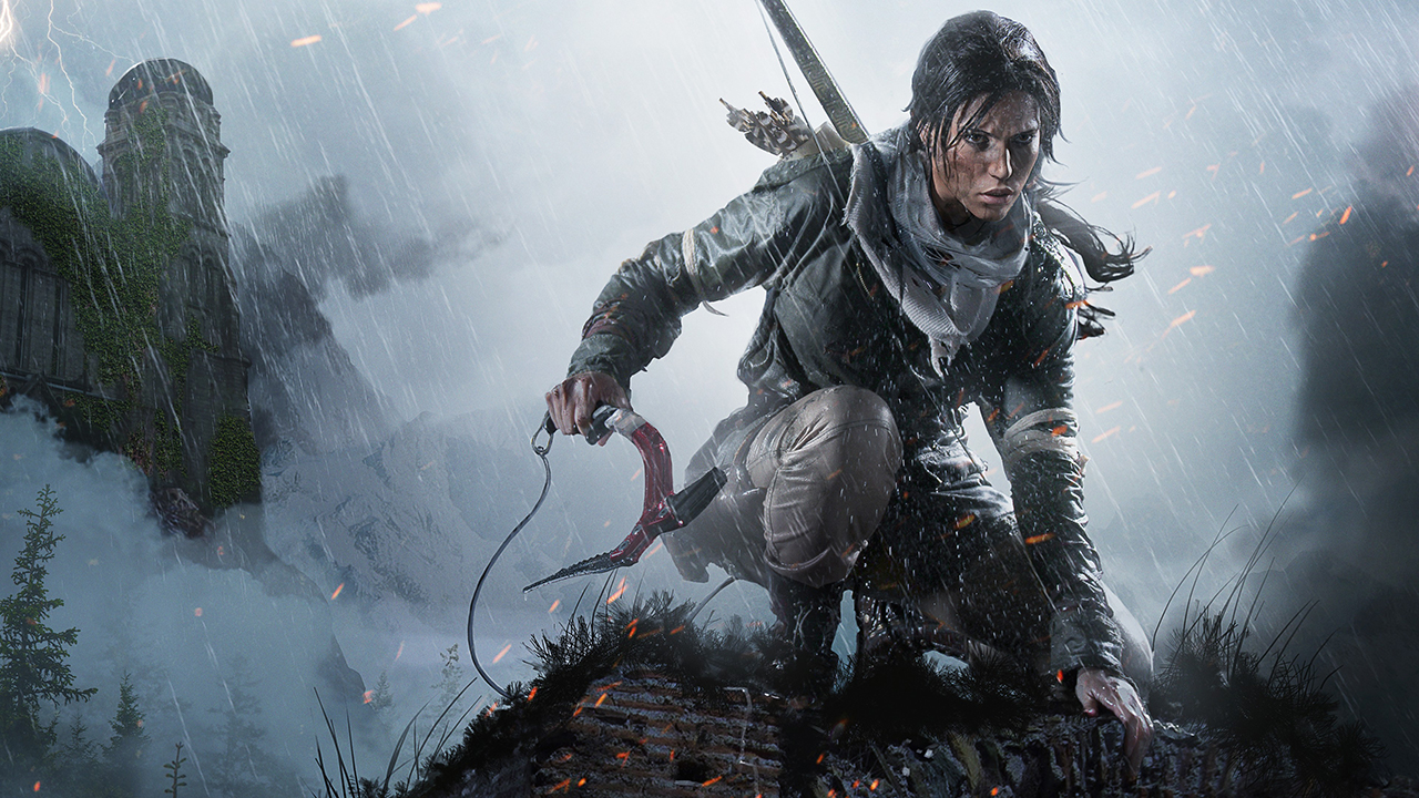 Photo of صور رائعة للعبة Rise of The Tomb Raider على PC