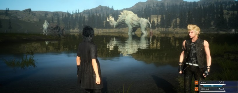 Final Fantasy XV story telling to be similar to The Last of Us