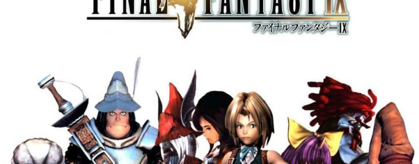 لعبة Final Fantasy IX قريباً إلى الحاسب للمرة الأولى