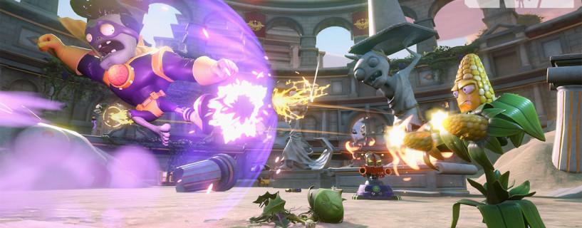 الإعلان عن بيتا مفتوحة للعبة Plants vs. Zombies Garden Warfare 2