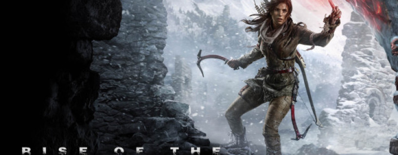 First 4K Rise of The Tomb Raider Screens