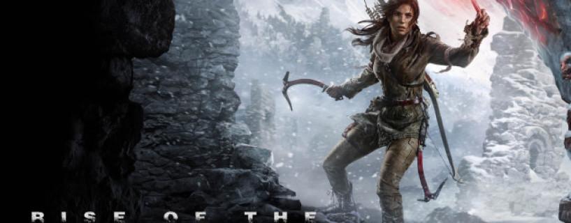 أولى صور 4k للعبة Rise of the Tomb Raider
