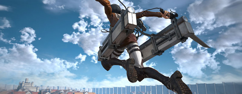New exciting gameplay trailer released for Attack on Titan game