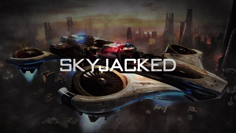 Photo of Take a look at upcoming Skyjacked map in Black Ops 3