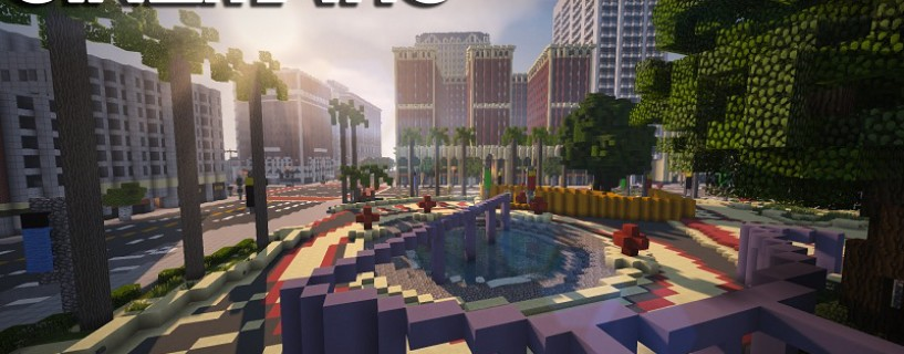 Great effort was put into this GTA V map inside Minecraft