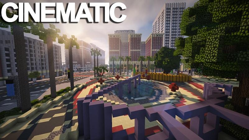 Photo of مجهود رهيب من قبل لاعبي Minecraft يهدف لصناعة GTA V داخل لعبتهم