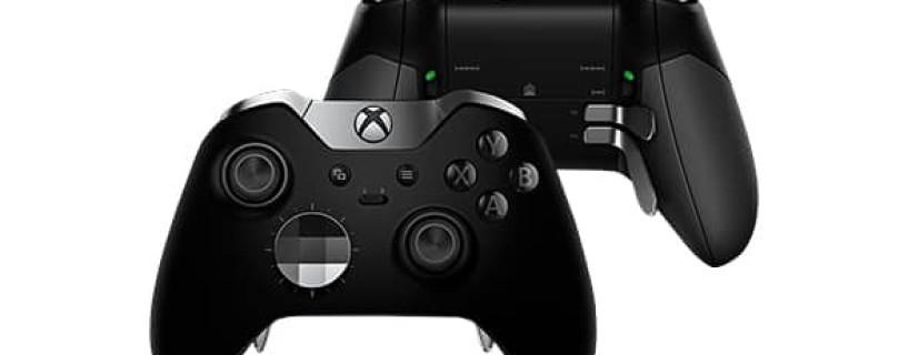 نقص في مخزون قبضة Xbox One Elite حتى مارس القادم