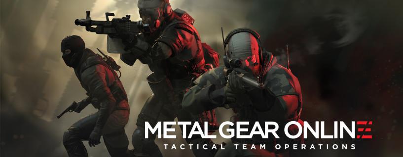 طور Metal Gear Online قادم اليوم على الحاسب الشخصي