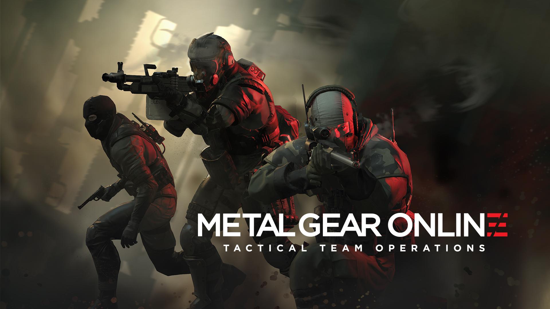 Photo of طور Metal Gear Online قادم اليوم على الحاسب الشخصي