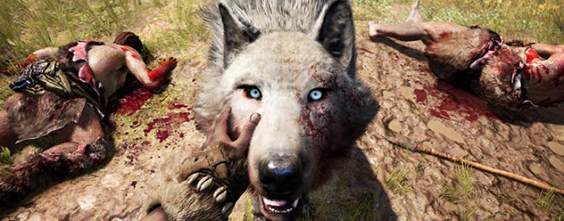 التسجيل الكامل للبث المباشر للعبة Far Cry Primal