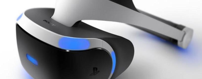 تسريب موعد إصدار PlayStation VR وسعره